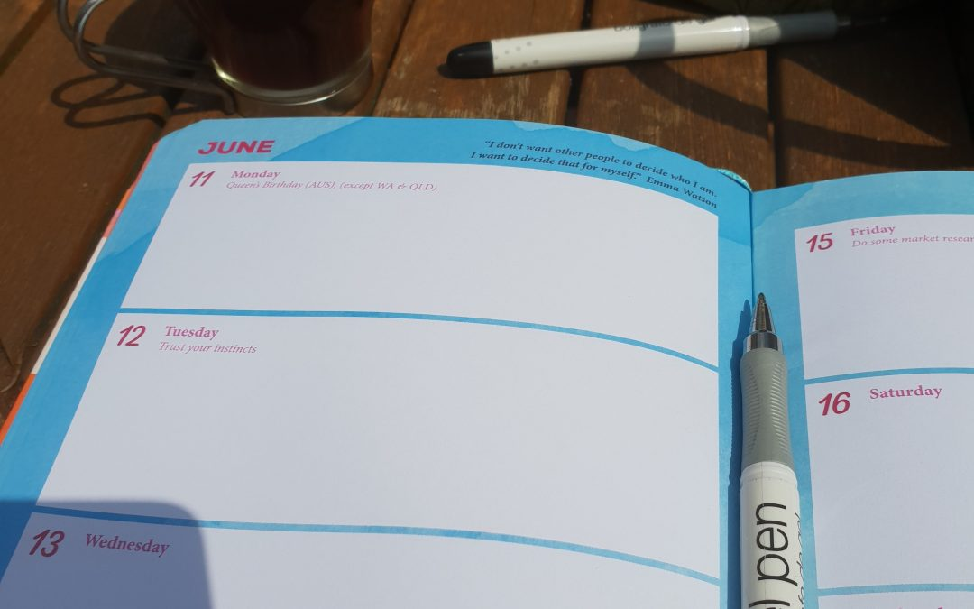 Kick Ass in 2017 with an Awesome Marketing Planner