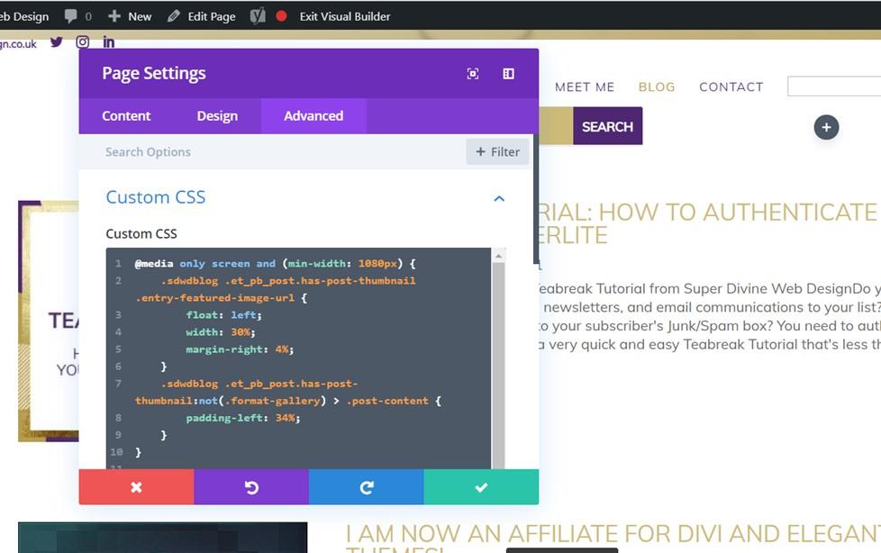 change-masonry-grid-blog-layout-divi-theme-css-code-read-more-button