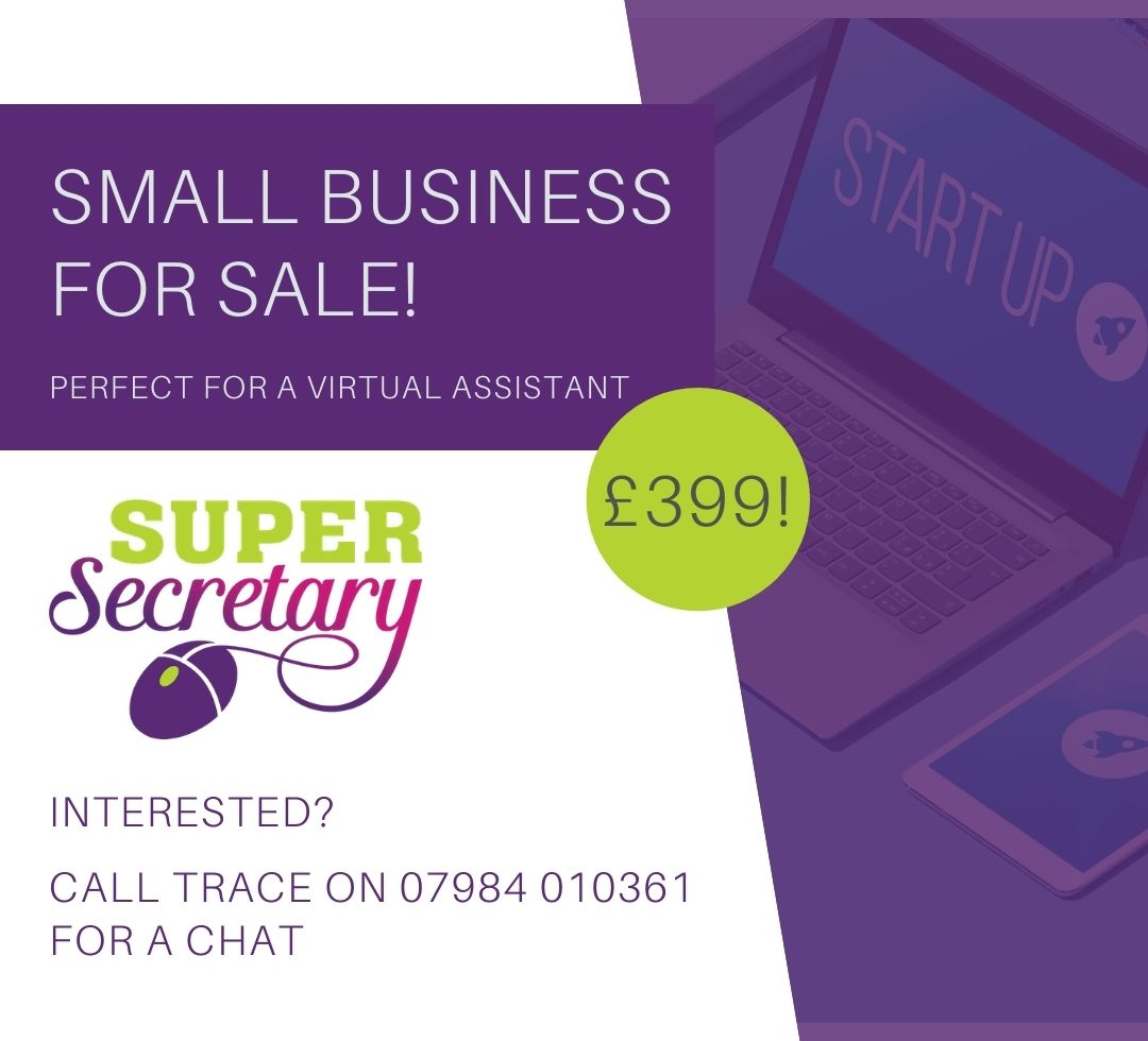 small-business-for-sale-super-secretary-virtual-assistant-uk