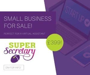 small business for sale – super secretary