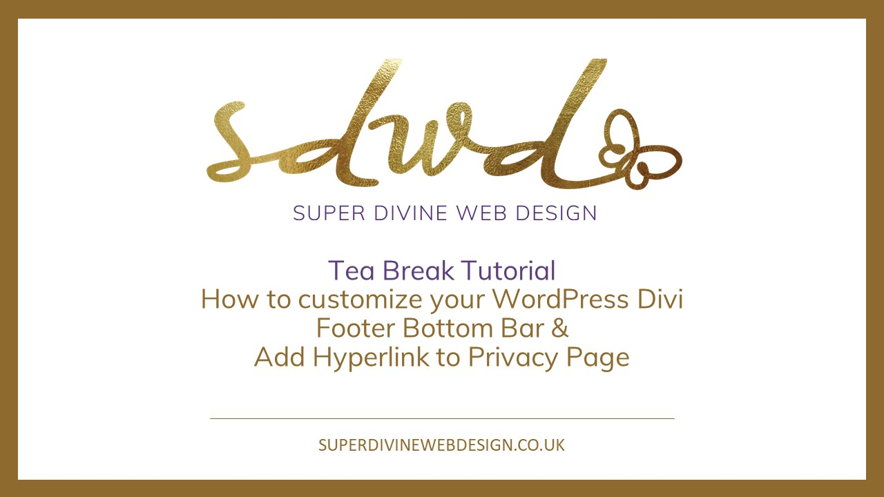 teabreak-tutorial-divi-theme-customise-footer-bottom-bar